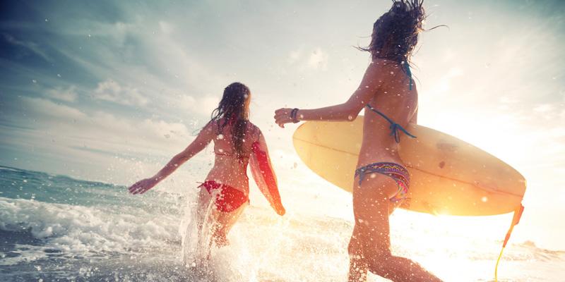 12 Ways to a Beach Body
