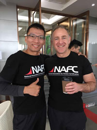 Eco Lifestyle Fitness and NAFC