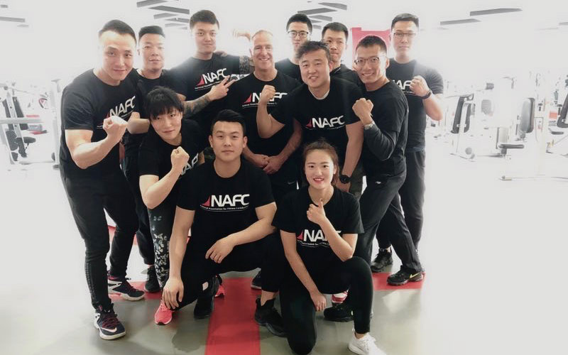 NAFC announces its newest educational partnership with Eco Lifestyle Fitness in Asia