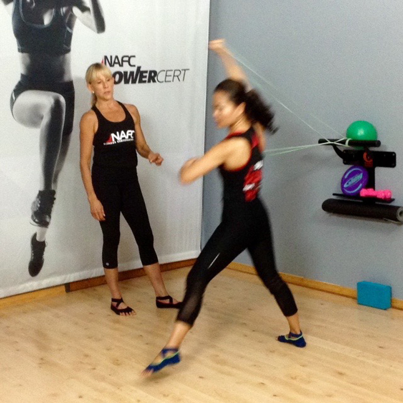 Bender Training Compound Movements