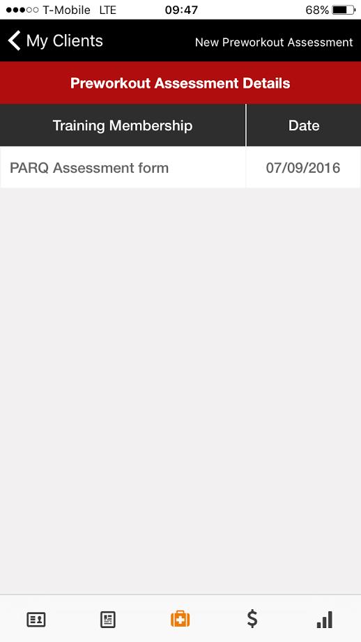 Nafc Trainer App Nafcfitness Certification