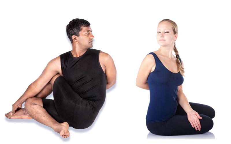 Yoga-Twist